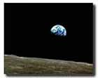 Bill Anders, Earthrise, Apollo 8, December 24, 1968